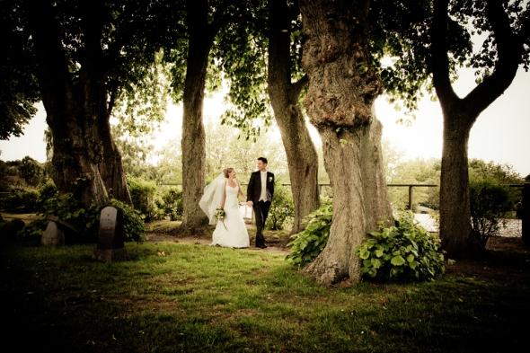 find en bryllupsfotograf
